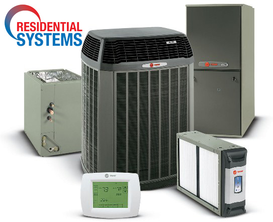 Residential Heating And Cooling Systems : Northern virginia heating cooling residential systems inc
